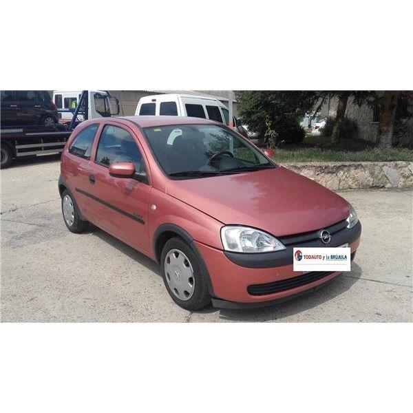 Caja de cambios de Opel Otros '03