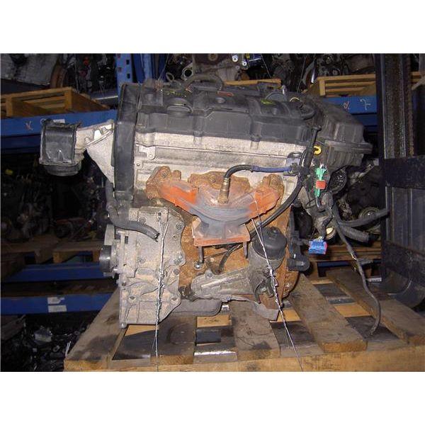 Motor completo de Citroen C4 '04