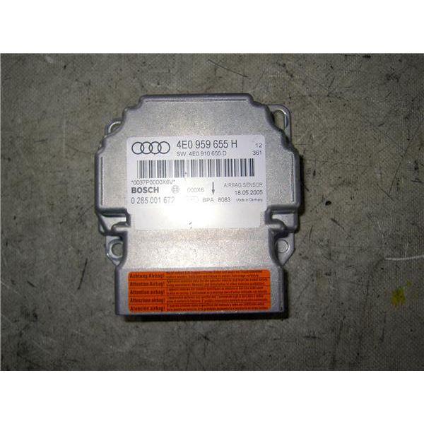 Centralita airbag de Audi A8 '02