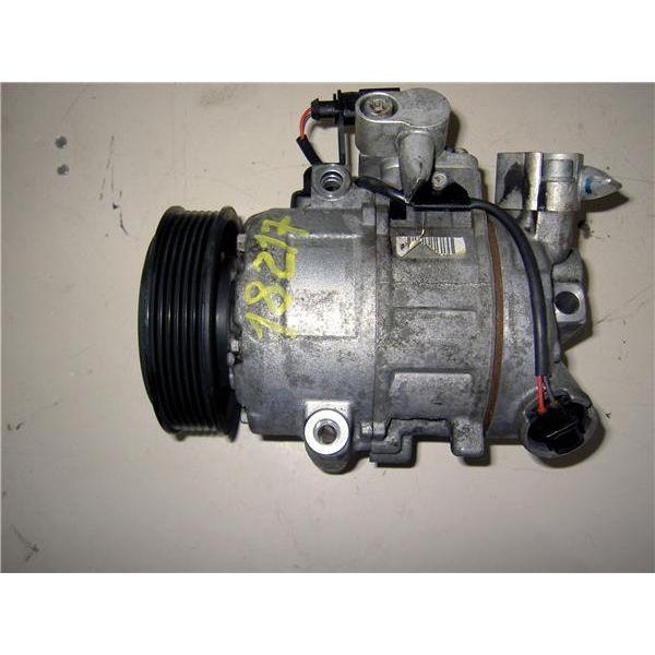 Compresor del aire acondicionado de Skoda Fabia '06