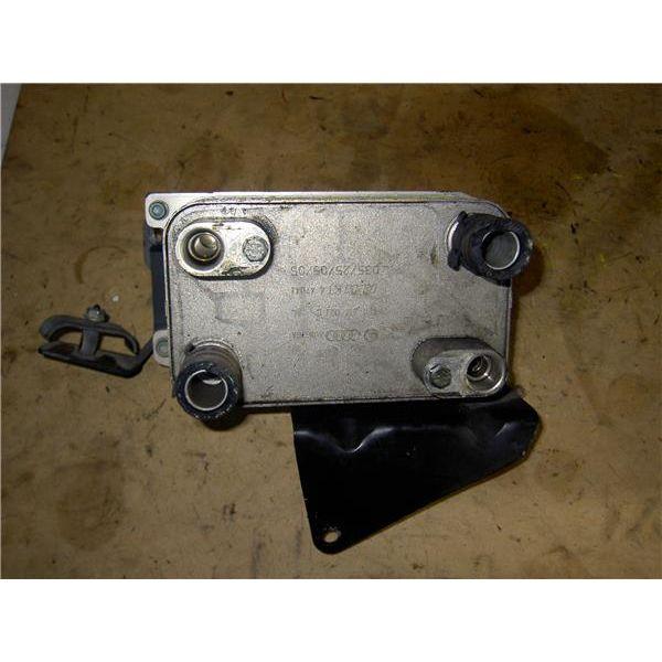 Radiador de aceite de Audi A8 '02