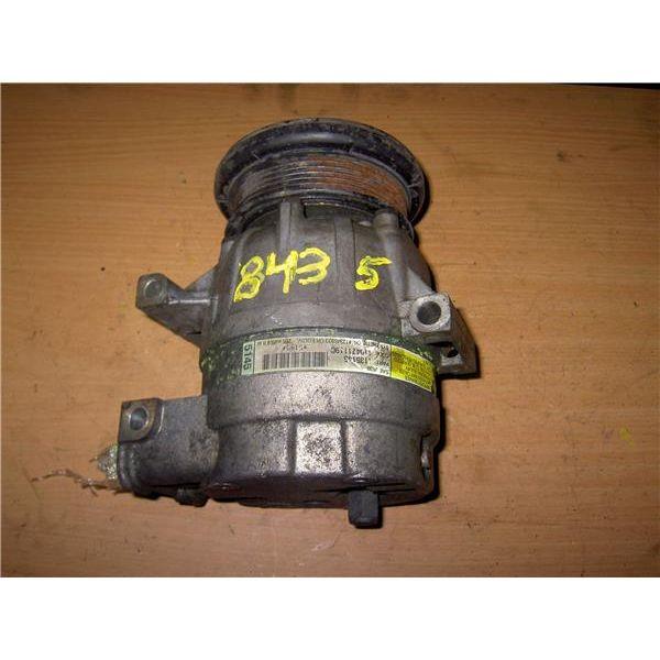 Compresor del aire acondicionado de Chevrolet Trans '96