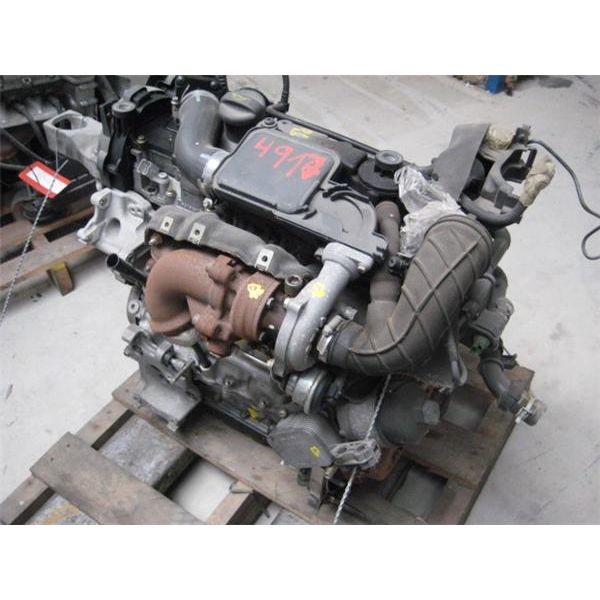 Motor completo de Peugeot 206 '98