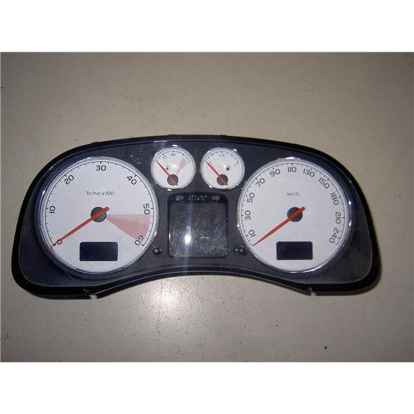 Cuadro completo de Peugeot 307 '03