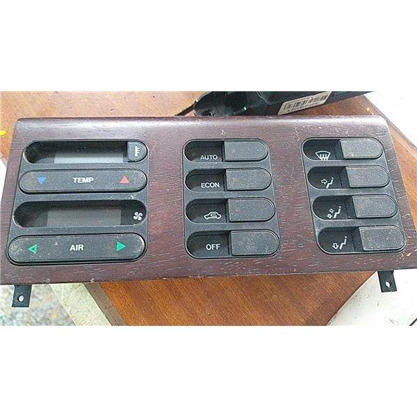 Mandos climatizador de Lancia Otros '80