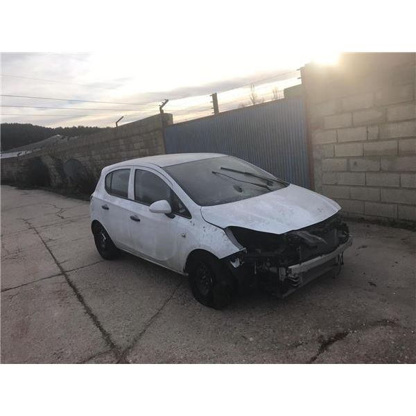 Mangueta delantera izquierda de Opel Corsa '14