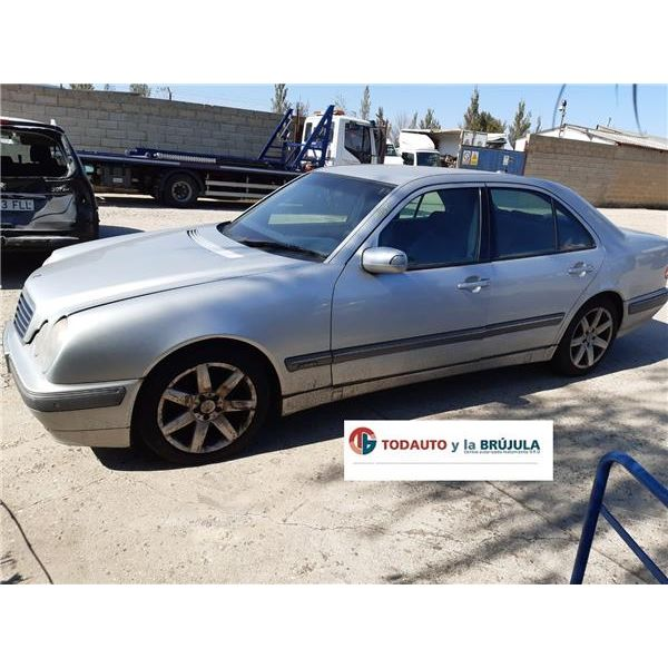 Turbo de Mercedes Otros '95