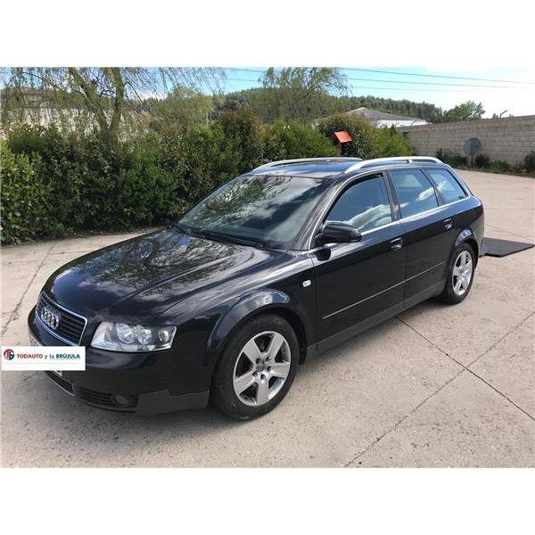 Intercooler de Audi A4 '04