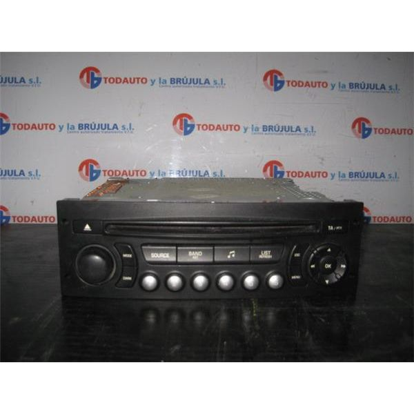 Radio / cd de Citroen C2 '03