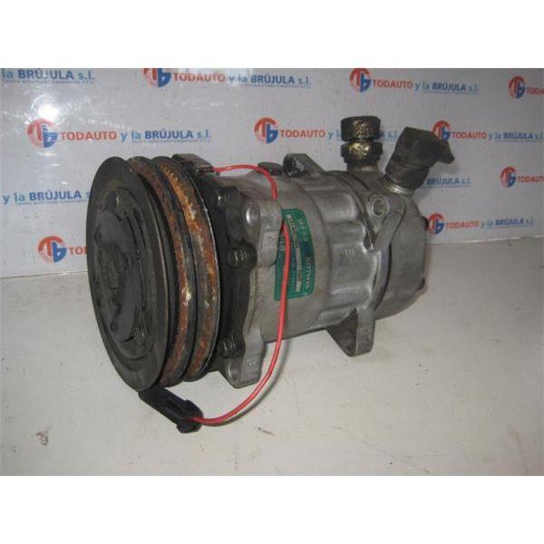 Compresor del aire acondicionado de Fiat Coupe '93