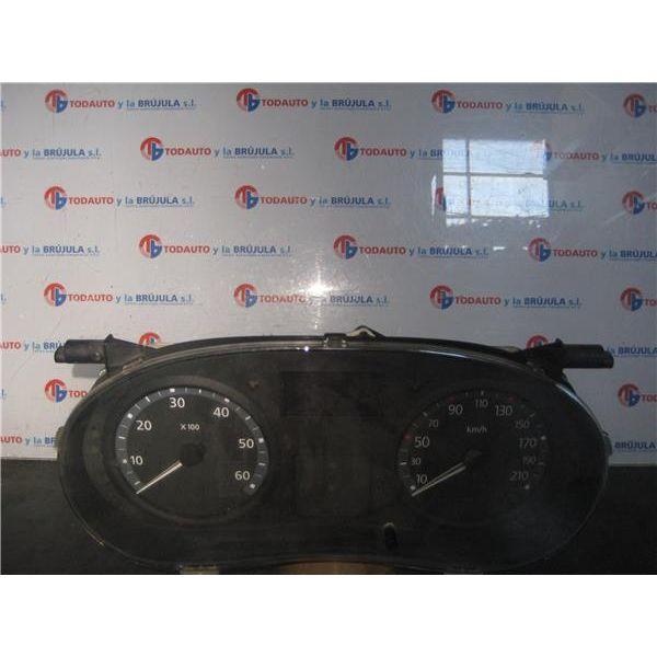 Cuadro completo de Nissan Primastar '02