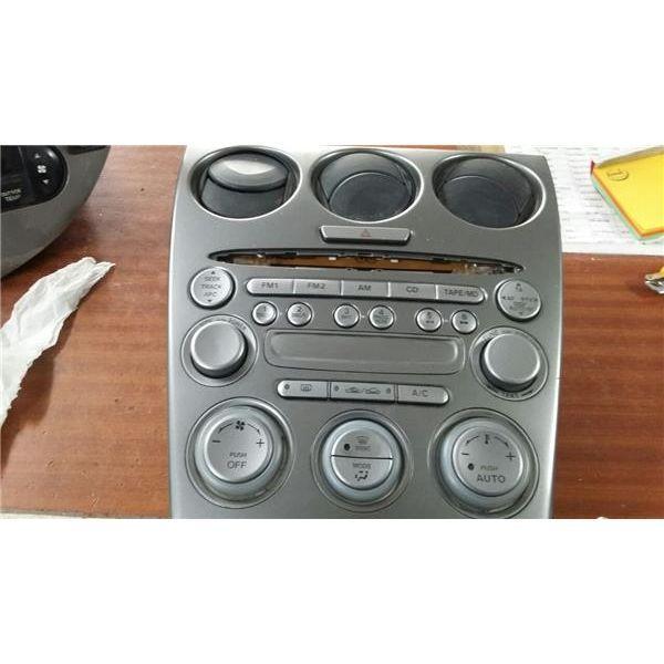 Consola de Mazda 6 '02