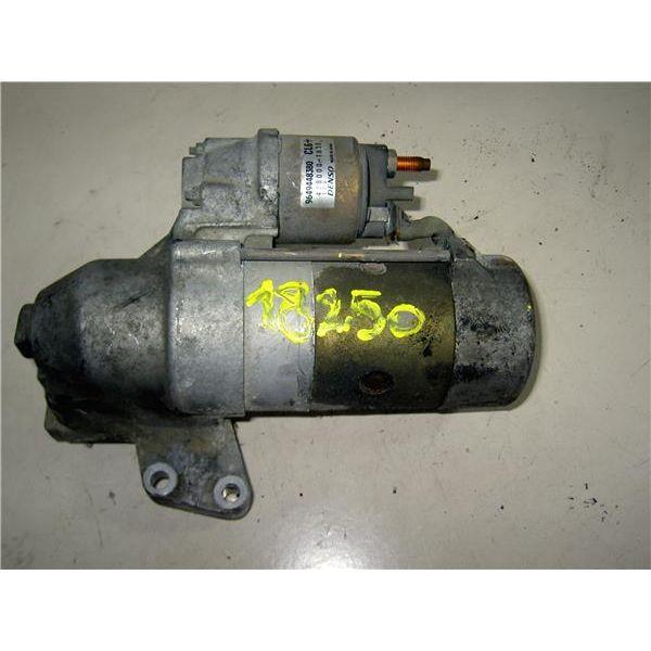 Motor arranque de Peugeot 407 '05