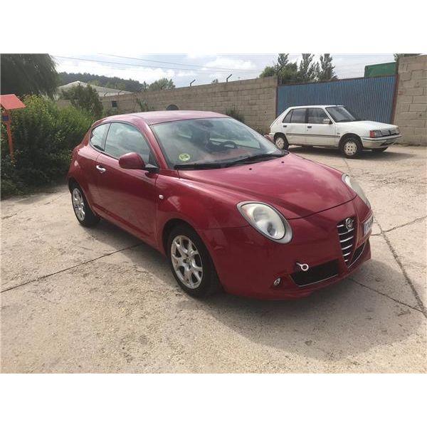 Compresor del aire acondicionado de Alfa Romeo MITO '06