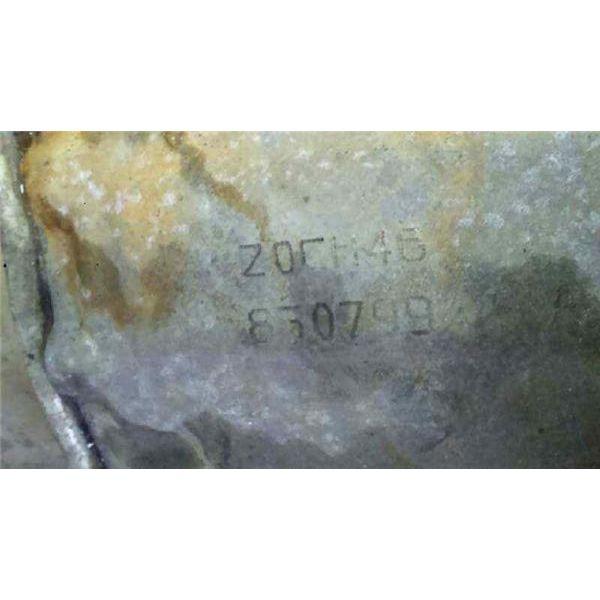 Caja de cambios de Citroen Berlingo '96