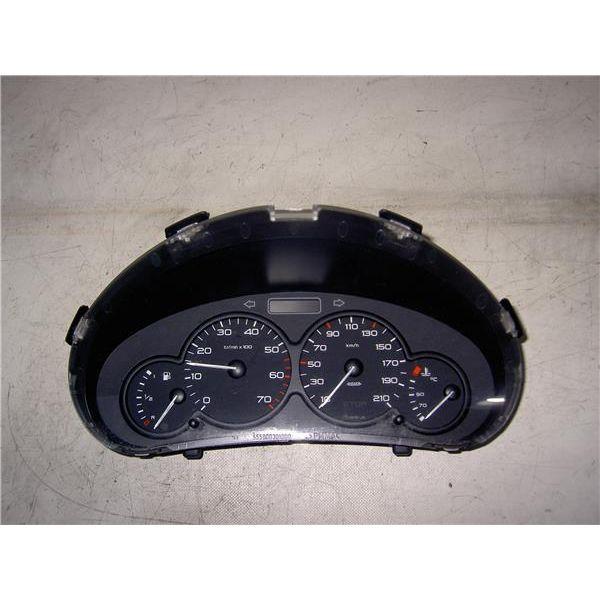 Cuadro completo de Citroen Berlingo '96