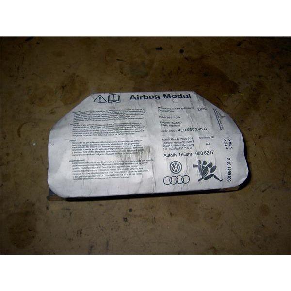 Airbag salpicadero de Audi A8 '02