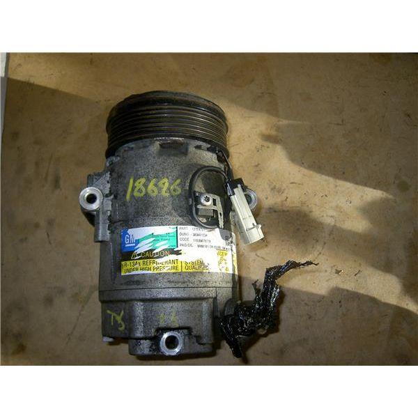 Compresor del aire acondicionado de Opel Astra '04