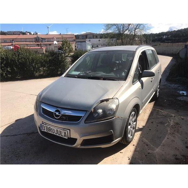 Puerta trasera izquierda de Opel Zafira '05
