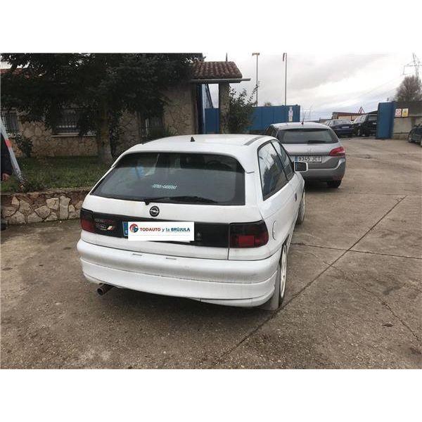 Luna fija puerta trasera derecha de Opel Otros