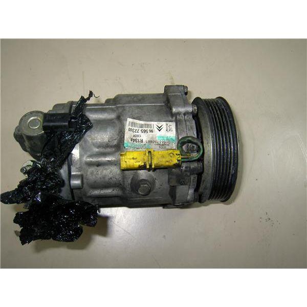 Compresor del aire acondicionado de Citroen C6 '05