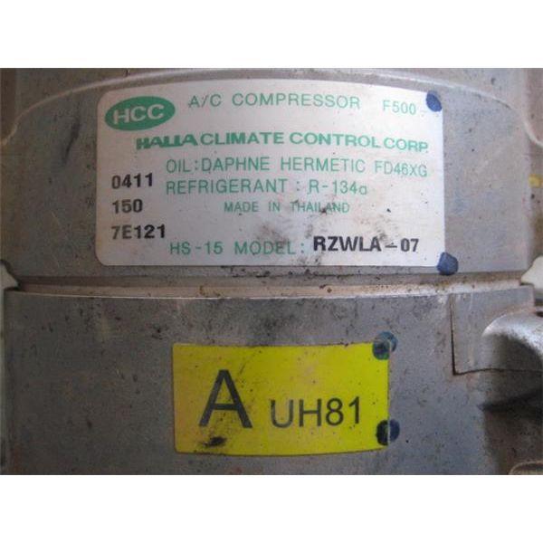 Compresor del aire acondicionado de Ford Otros