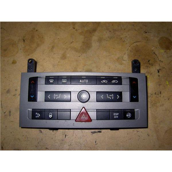 Modulo climatizador de Peugeot 407 '04