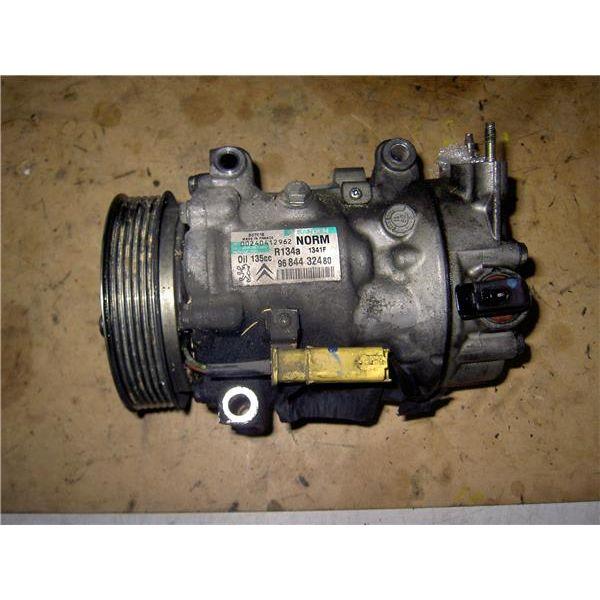 Compresor del aire acondicionado de Peugeot 3008 '17