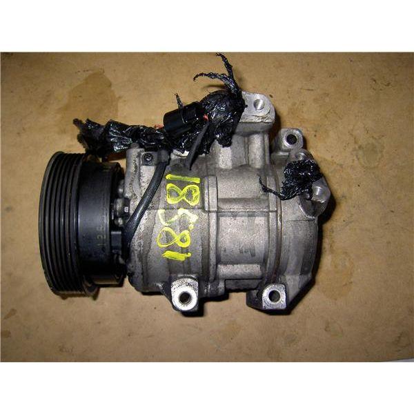 Compresor del aire acondicionado de Kia Carens '06