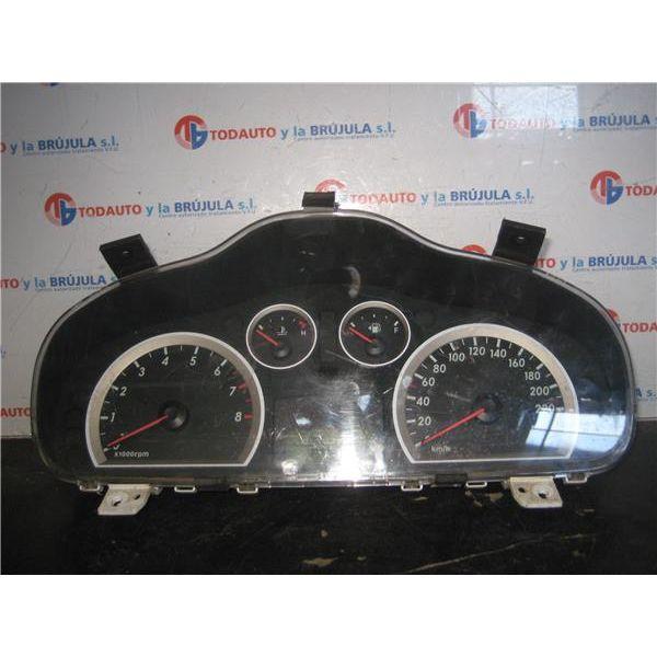 Cuadro completo de Hyundai Santa Fe '00