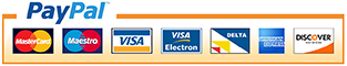 Recambios online - Pago con PayPal